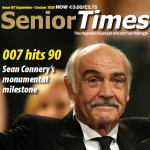 Issue 107 of SeniorTimes out now plus Mike Murphy talks to John Banville in Series 2 of the Senior Times Podcast