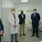 VitalAire inaugura un nuevo Punto Inspira para pacientes con patologías respiratorias crónicas en Murcia