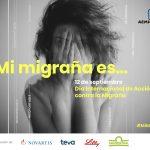 AEMICE lanza la campaña #MiMigrañaEs para dar voz a las más de 5 millones de personas que sufren migraña, una enfermedad infravalorada e incapacitante