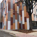 Máxima seguridad de los residentes en las instalaciones de la residencia Rey Ardid de Teruel