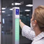 Innovador control de temperatura en un segundo desde la muñeca y sin contacto