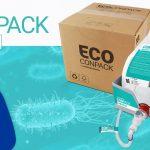 La gama CONPACK crece con este  innovador suavizante con efecto protector de tejidos que evita la proliferación de microorganismos hasta 7 días después del lavado