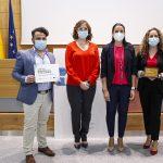 El Gobierno de la Región de Murcia otorga el Distintivo de Igualdad para empresas a Tunstall Televida
