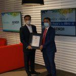 Ibermática se convierte en el primer proveedor de servicios tecnológicos en obtener la certificación de AENOR frente a la Covid-19