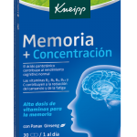 Memoria + Concentración de Kneipp®: un refuerzo natural para mantener una mente clara y activa