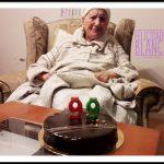 Blanca cumple 99 años… en su casa