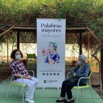El Grupo Casaverde presentó «Palabras mayores» en un acto de homenaje de las familias a los residentes