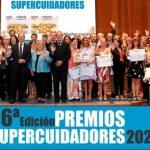Hasta el 30 de octubre se pueden presentar candidaturas a la 6ª edición de los premios SUPERCUIDADORES