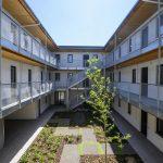 Derechos Sociales entrega en Muros de Nalón  las primeras 20 viviendas públicas de bajo consumo y alta eficiencia energética