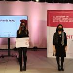 El colectivo de profesionales de atención a los mayores gana el Premi ACRA 2020 por su actuación durante la pandemia