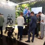 Un andador para mayores con Parkinson: Rollz Motion Rhythm