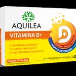 Aquilea lanza Aquilea Vitamina D+, el nuevo producto con una fórmula completa e innovadora para reducir el déficit de esta vitamina