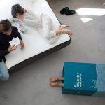 Descansar más y mejor, uno de los propósitos de los españoles, más fácil con el colchón adecuado
