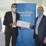 Grupo HARTMANN refuerza su colaboración con la Fundación Edad&Vida con la donación de 5.000€