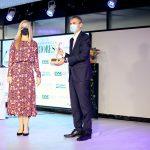 GROHE recibe un galardón en los VI Premios Interiores por su revolucionaria gama de griferías sostenibles GROHE Blue