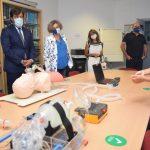 La Universidad Politécnica de Cartagena avanza en la fabricación de material sanitario para hacer frente a la Covid-19