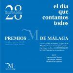 Teléfono de la Esperanza, 101 TV, Maskom y Club Nerja de Atletismo recibirán los Premios M de Málaga de la Diputación en el Día de Andalucía