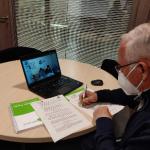 La Fundación DomusVi se une al programa intergeneracional Adopta Un Abuelo