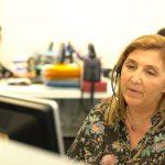 El 78,5% de les personas de más de 80 años que viven solas en Barcelona ya disponen del Servicio de Teleasistencia Municipal