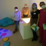 ILUNION pone en marcha una sala de estimulación multisensorial en la Casa Familiar Doctor Juan Segura