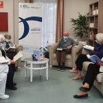 Residentes de ORPEA participan en los Clubs de Lectura organizados por Atresmedia, en colaboración con Adopta un abuelo y Grandes Amigos