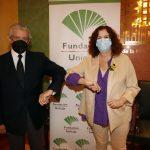 Fundación Unicaja renueva su apoyo al Programa de Atención Domiciliaria de la Fundación Cudeca