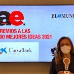 Amavir recibe el premio de Actualidad Económica a las «100 Mejores Ideas del año» por su campaña «Es tiempo de unión»