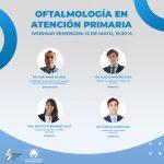 Las consultas oftalmológicas en Atención Primaria recuperan el ritmo a los niveles anteriores a la pandemia