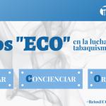 """La Fundación ECO presenta los Retos """"ECO"""" en la lucha contra el tabaquismo"""