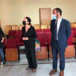 El Gobierno de Asturias colaborará con el Ayuntamiento de Piloña en la adecuación de un centro de día para mayores en Infiesto