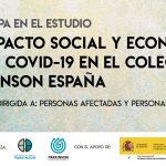 El Observatorio Párkinson pone en marcha un estudio sobre el impacto social y económico de la COVID-19 en párkinson
