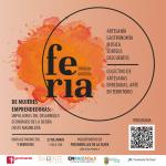I Feria de mujeres emprendedoras de la Sierra Oeste madrileña