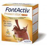FontActiv Protein Vital, el nuevo complemento alimenticio de Laboratorios Ordesa con alto aporte de proteínas que ayuda a mantener la masa y la función muscular