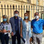 Las patronales del sector de la Dependencia se movilizan para exigir al Gobierno andaluz que evite la quiebra del servicio