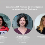 Lilly y la Real Sociedad Española de Química otorgan los Premios de Investigación para alumnos de doctorado a tres jóvenes investigadoras