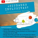La Fundación Santa María la Real organiza una conversación online sobre ciudades inclusivas