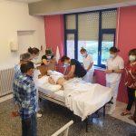 Aprendiendo a cuidar de personas dependientes en Tercera Actividad