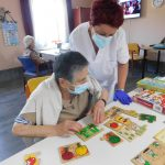 Finaliza con éxito el programa de atención sociosanitaria a personas dependientes en instituciones sociales