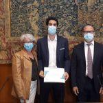 Jesús Aranaz y Jorge de Vicente, miembros del Comité Científico de la Fundación Economía y Salud, obtienen el primer premio a las Mejores Iniciativas en Seguridad del Paciente