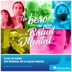 Neuraxpharm lanza la tercera edición del reto solidario 'Un beso por la salud mental'