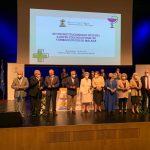El Colegio de Farmacéuticos de Málaga entrega sus Medallas de Plata y de Oro