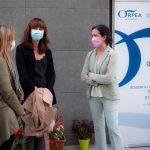 La alcaldesa de Girona, Marta Madrenas, inaugura oficialmente la residencia de ORPEA en la ciudad