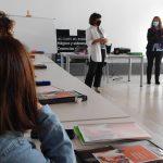 10 mujeres participan en el curso de Asistencia Personal