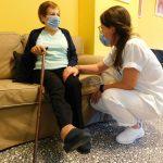 Fisioterapia a domicilio en Aguilar de Campoo con Tercera Actividad