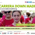 Vuelve la Carrera Solidaria de Down Madrid
