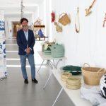 La Diputación acoge una muestra con obras realizadas por los mayores de la provincia