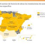 UNEF avanza en la campaña para la supresión del requisito de licencia de obra para autoconsumir con su eliminación en Madrid